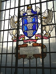 The Worshipful Company of Basket Makers Window