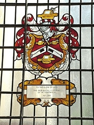 The Worshipful Company of Patten Makers Window