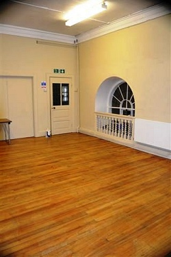 Upstairs Room for Hire